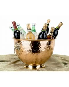 Brass Beverage Cooler