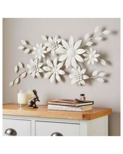 Floral Wall Art Hanging Ornament