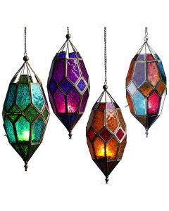 Moroccan Lanterns Set