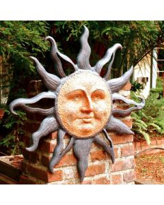 Rising Sun Wall Decor