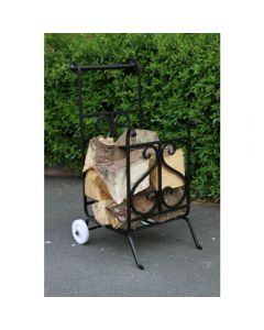 Durable Iron Log Trolley